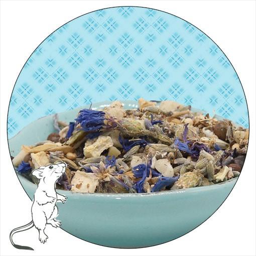 ☆ Colorfood Lavendelblau ☆ Ergänzungsfutter
